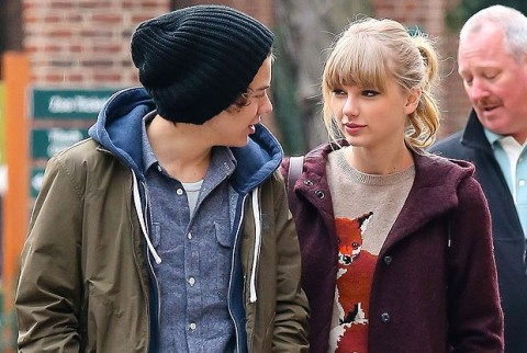 Harry Styles Tulis Lagu tentang Taylor Swift