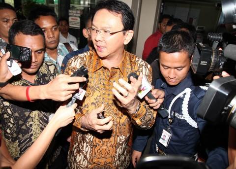 Ahok Harap Emil `Kawal` Persib ke Jakarta