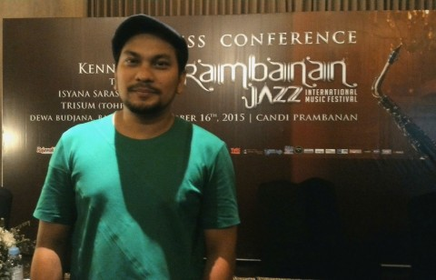 Tompi akan Bawakan Lagu Baru di Prambanan Jazz Festival
