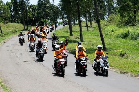 <i>Touring</i> Forwot XIII, Bukan Sekadar <i>Touring</i> Biasa