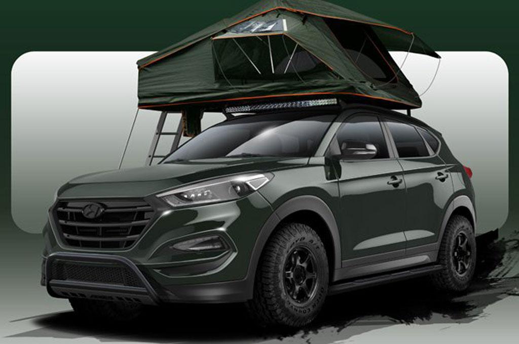 Hyundai Tucson untuk berpetualang dan harian. Autoguide