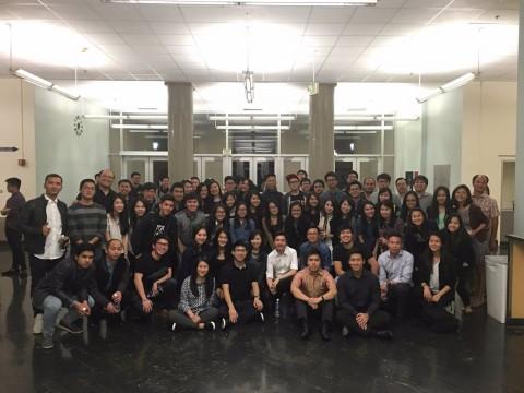 Bos Tokopedia Ajak Mahasiwa dan Diaspora di Amerika untuk Pulang dan Berkarya