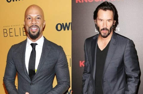 Keanu Reeves dan Common Digaet Bintangi 'John Wick 2'