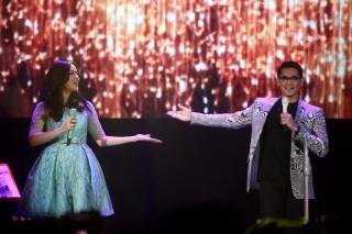 Afgan dan Raisa Luncurkan Lagu Duet, 'Percayalah'