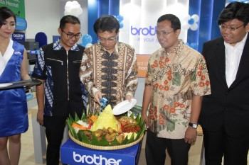 Brother International Buka Customer Care di Mangga Dua