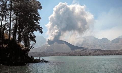Aktivitas Vulkanik Barujari Meningkat, Pariwisata Lombok Bali Terpukul