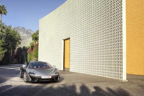 McLaren Memulai Produksi Sport Series <i>Entry Level</i>