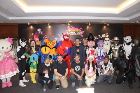 Minggu Ini, Indonesia Comic Con Siap Digelar