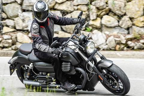 Moto Guzzi Audace, <i>Cruiser</i> yang Punya Aliran Torsi nan Halus