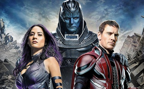 Teaser 'X-Men: Apocalypse' Dirilis Saat Penayangan 'Star Wars: The Force Awakens'