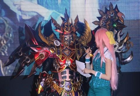 Indonesia Comic Con Ditutup dengan Kompetisi Championships of Cosplay