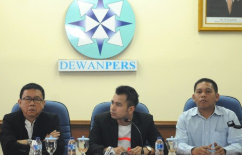 Kasus Raffi Ahmad, Dewan Pers akan Lakukan Mediasi