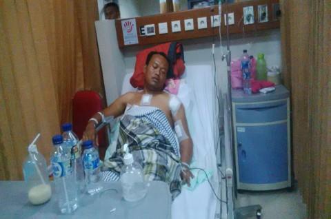 Kondisi Korban Ledakan Granat Duren Sawit Berangsur Pulih