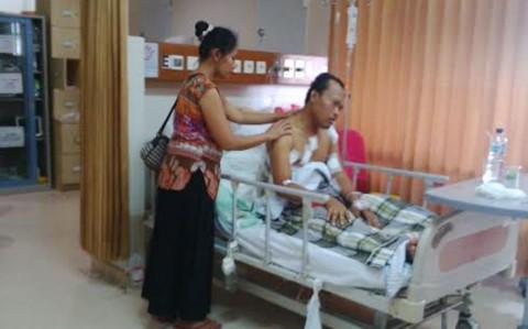 Korban Ledakan Granat Duren Sawit Sering Rasakan Pusing dan Mual