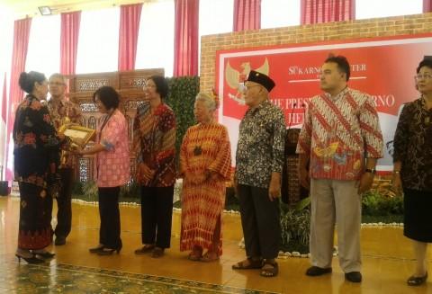 Lencana Sukmawati untuk Candi yang Menginspirasi Soekarno