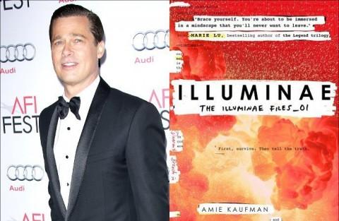 Brad Pitt Angkat Novel Illuminae ke Layar Lebar