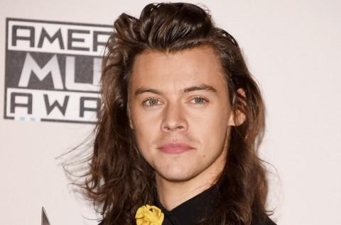 Harry Styles Kikuk Bertemu Sahabat Taylor Swift di AMA 2015
