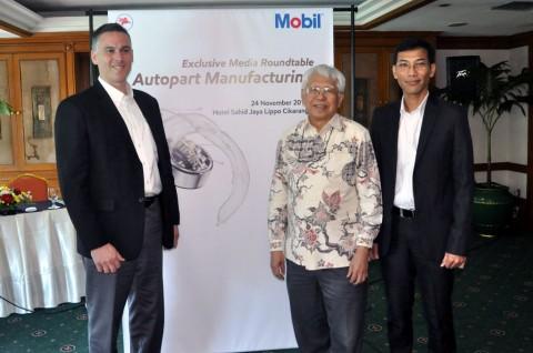 ExxonMobil Ingin Efisiensi di <i>Autopart Manufacturing</i>