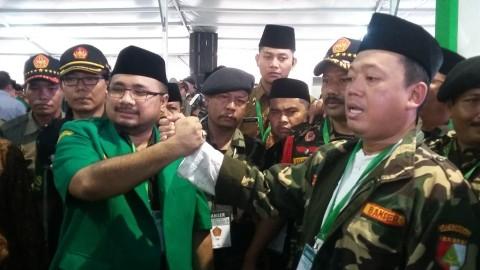 Gus Tutut Resmi Jabat Ketum GP Ansor