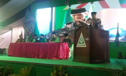 GP Ansor Diminta Ikut Kuatkan Umat Islam di Indonesia