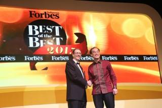 Penjualan & Laba Tumbuh, Forbes Indonesia Anugerahi LPCK