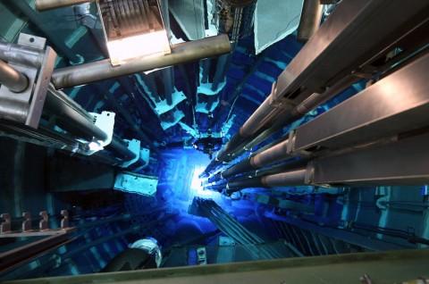 Setengah Abad, Reaktor Nuklir TRIGA Bandung Masih Beroperasi