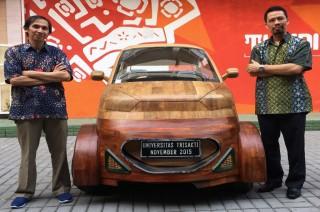 Microcar, Mobil Ramah Lingkungan Karya Universitas Trisakti