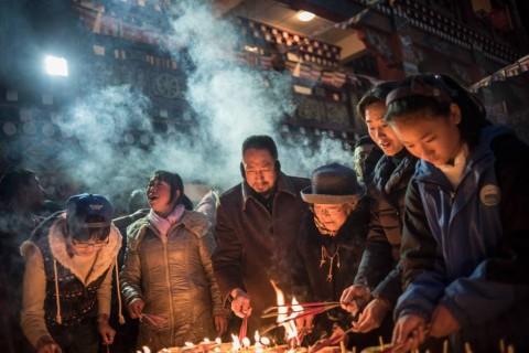 Pertumbuhan Orang Super Kaya Tiongkok Tertinggi di 2015