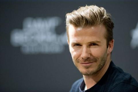 Beckham Dukung Rusia & Qatar Gelar Piala Dunia