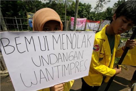 Jelang Hari Antikorupsi, BEM UI: Wajah Pemberantasan Korupsi Compang-Camping