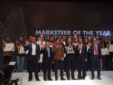 MarkPlus Beri Penghargaan IMC 2015 ke 18 Pemenang