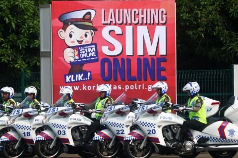 SIM Online Mudahkan Warga