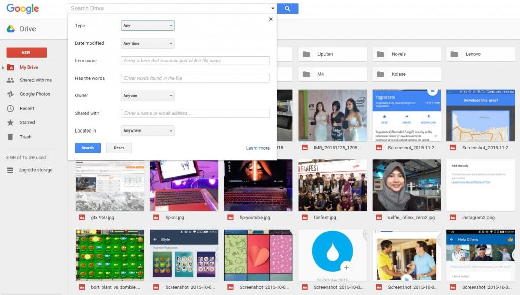 Inilah Cara Mudah Untuk Mencari File Di Google Drive