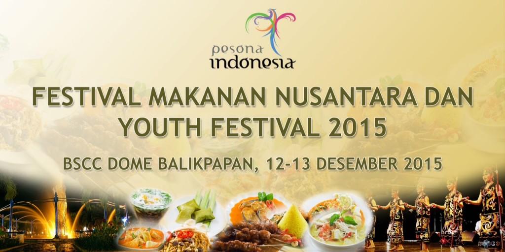 Balikpapan Gelar Festival Kuliner Nusantara