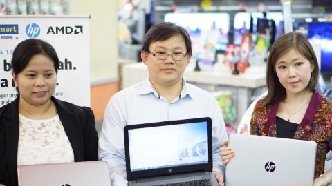 HP dan AMD Hadirkan Laptop Pelajar Baru yang Terjangkau
