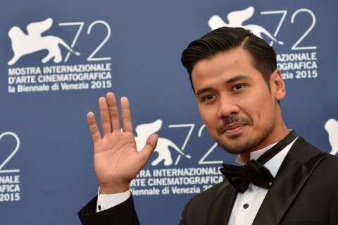 Chicco Jerikho bak 'Raja' di Industri Perfilman Indonesia