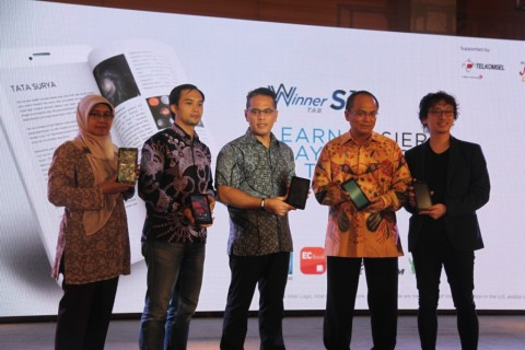 EVERCOSS dan Intel Ingin Majukan Pendidikan Indonesia Lewat Winner Tab S3