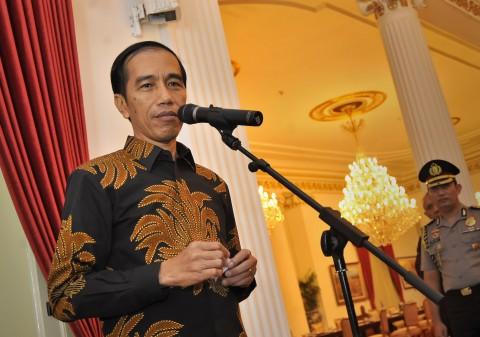 Jokowi: Jangan Berharap Bisa Menutupi yang Tidak Baik