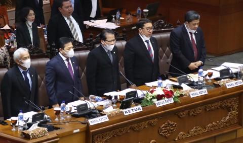 Hanya 2 Pimpinan yang Hadir, Rapat Paripurna DPR Tetap Berlangsung