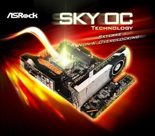 ASRock Buka Potensi Overclock Intel Skylake via SKY OC