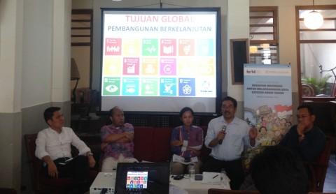 Ingin SDG Berhasil, Diperlukan Kecepatan dan Ketepatan Intervensi Pemerintah