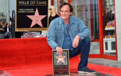 Quentin Tarantino Raih Bintang Hollywood Walk of Fame