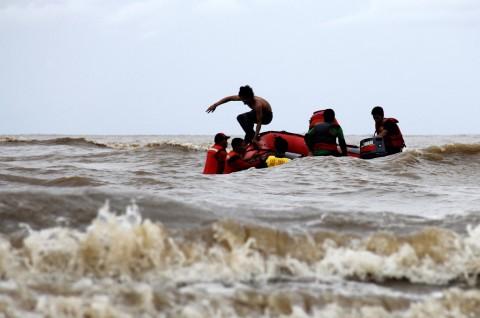 2 Nelayan Sukabumi Hilang
