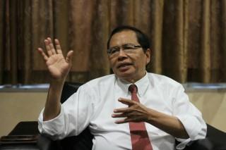 Rizal Ramli: Tidak Masalah Jika Menteri dari Partai