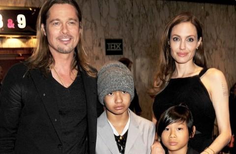 Anak Angelina Jolie Alami Kecelakaan saat Liburan