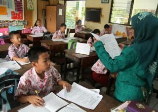 Pemkot Surabaya Siapkan Rp57,9 Miliar untuk Pengadaan Buku Kurikulum 2013
