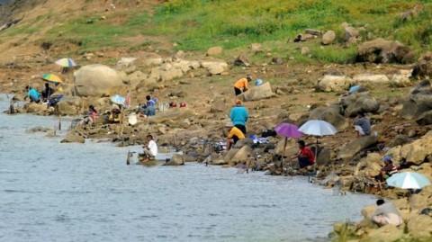 2 Pemancing Tewas Tersambar Petir di Waduk Jatiluhur