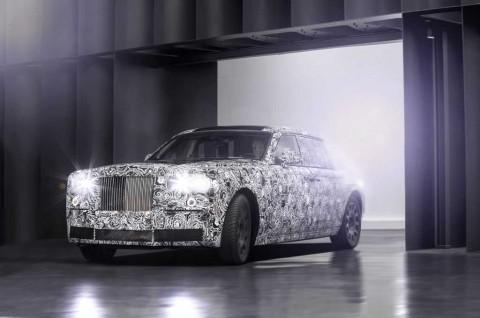Rolls-Royce Motor Cars Kembangkan Arsitektur Teknik Baru