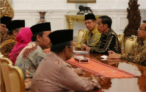 Jokowi Maklumi Kegaduhan, Asal Melawan Pemburu Rente