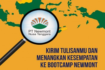 Bootcamp Newmont, Mengenal Dunia Tambang di Lokasinya!